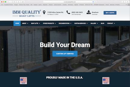 Boat Lift Company