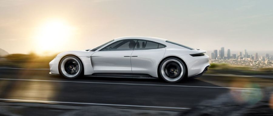 dream car giveaway - porsche mission e