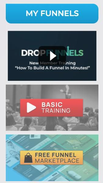 dropfunnels basic training