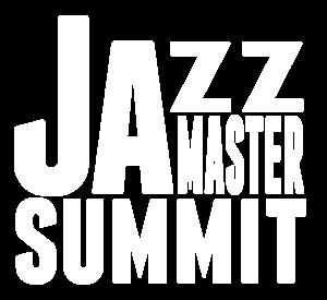 Jazz Master Summit logo white