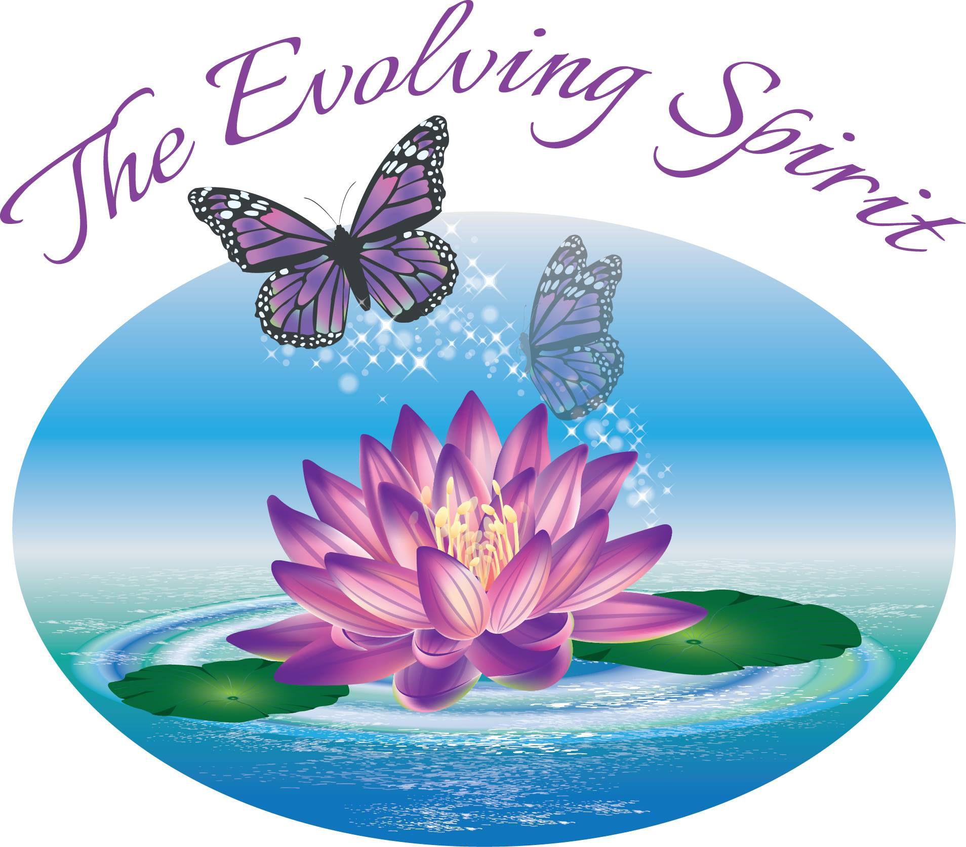 The Evolving Spirit Logo