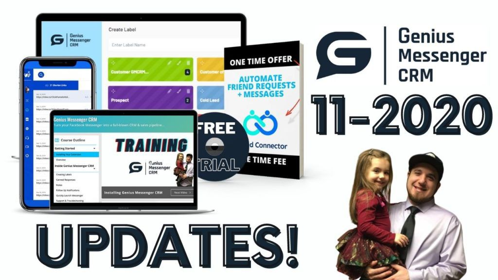 GMCRM Updates November 2020