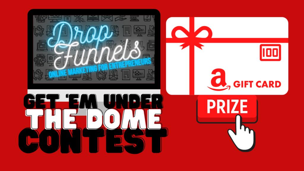 DropFunnels Group Contest