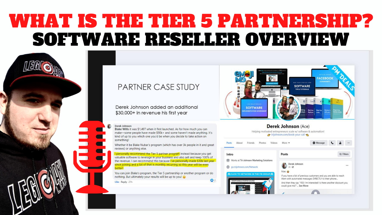 What Is The Tier 5 Partnership?