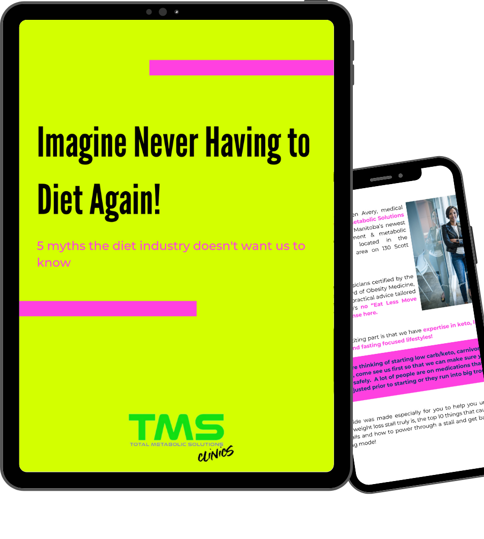 5 myths the diet industry doesn't want us to know