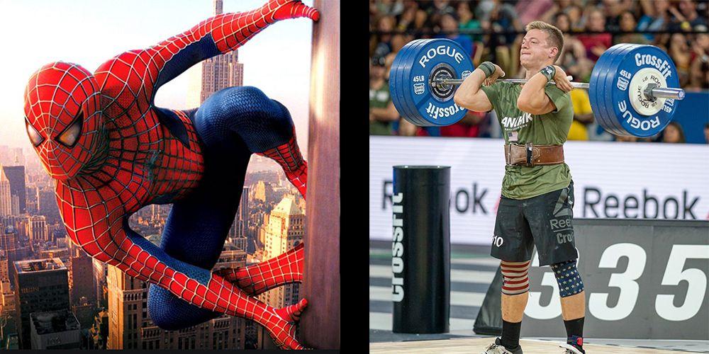 spiderman vs saxon panchik