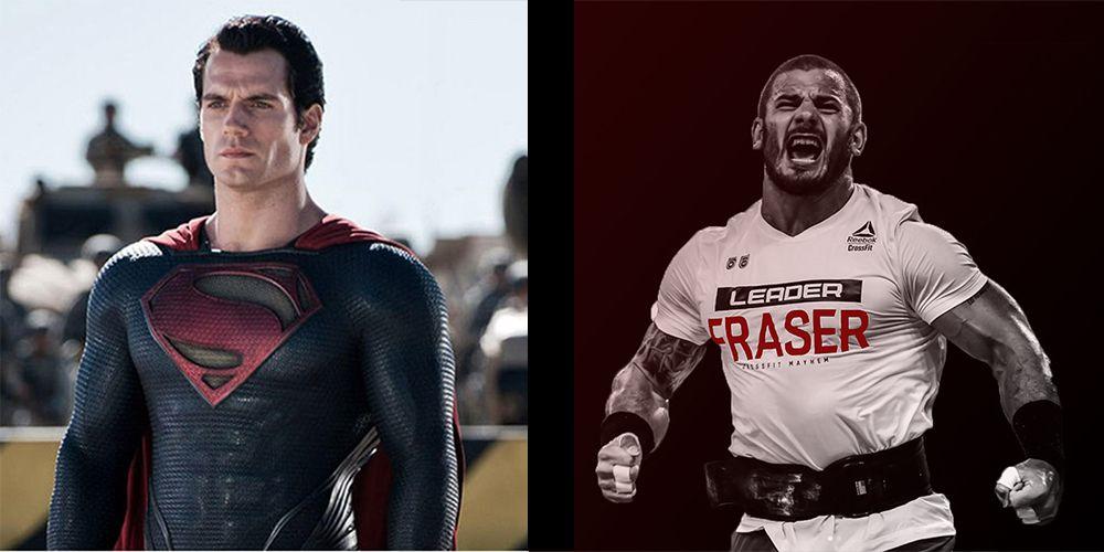 superman vs fraser