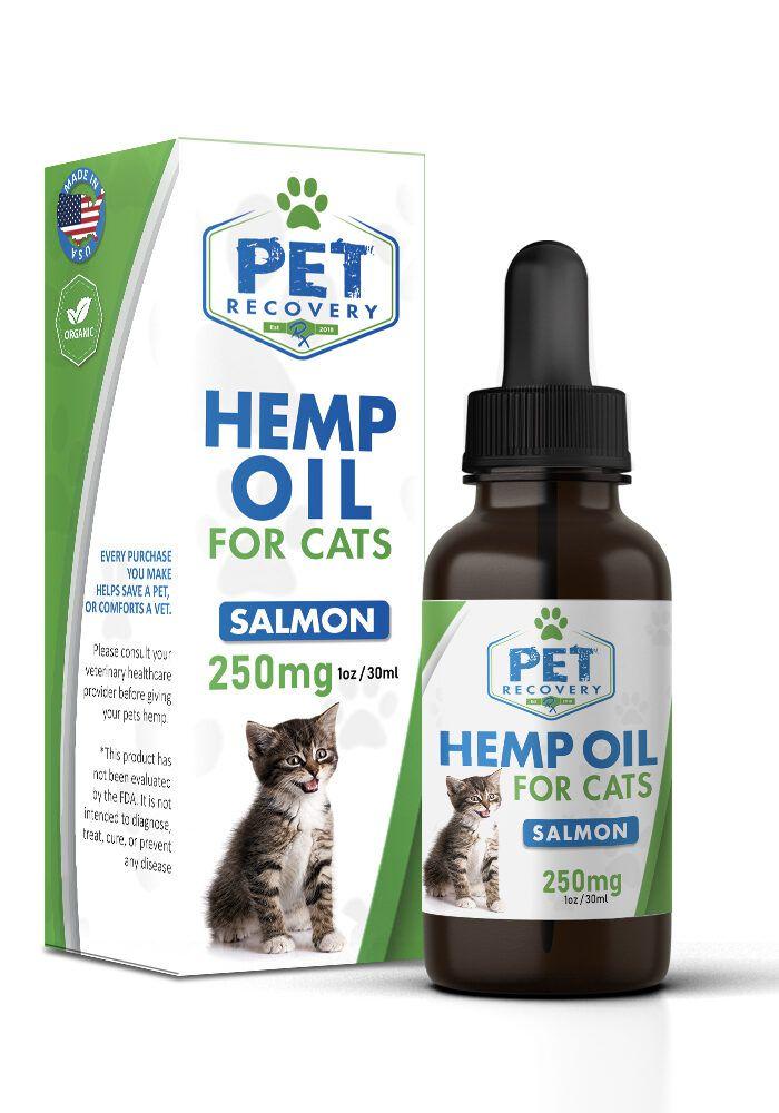 250mg cat oil