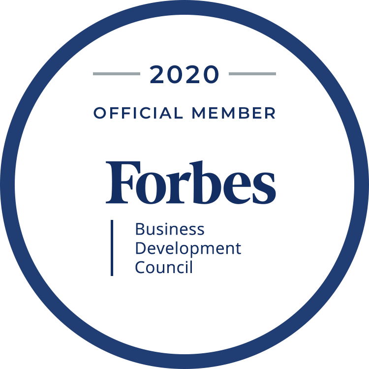 Forbes Business Development Council Member