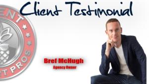 Client Support Pros - Bref Mchugh Testimonial