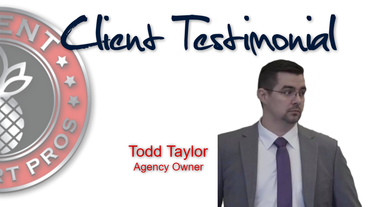 Client Support Pros - Todd Taylor Testimonial