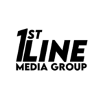 1ST Line Media Group Circle Logo