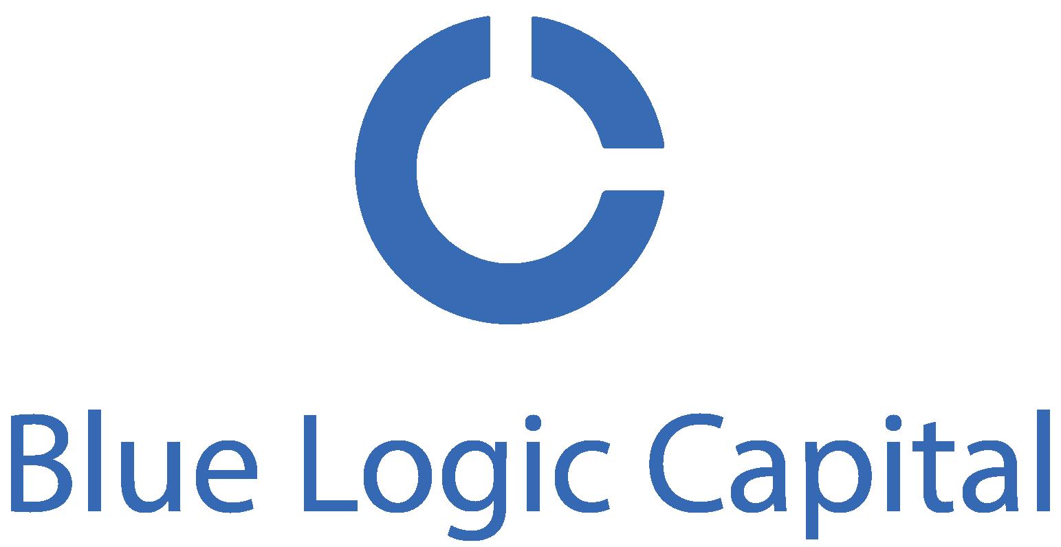 Blue Logic Capital blue logo
