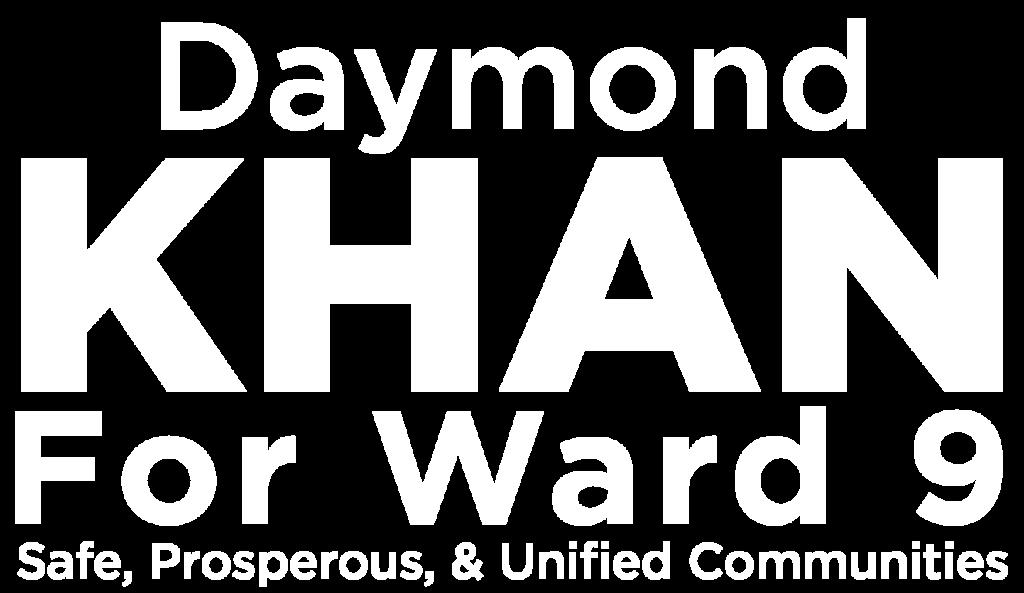 Daymond Khan Logo_white