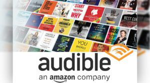 Audible an amazon company